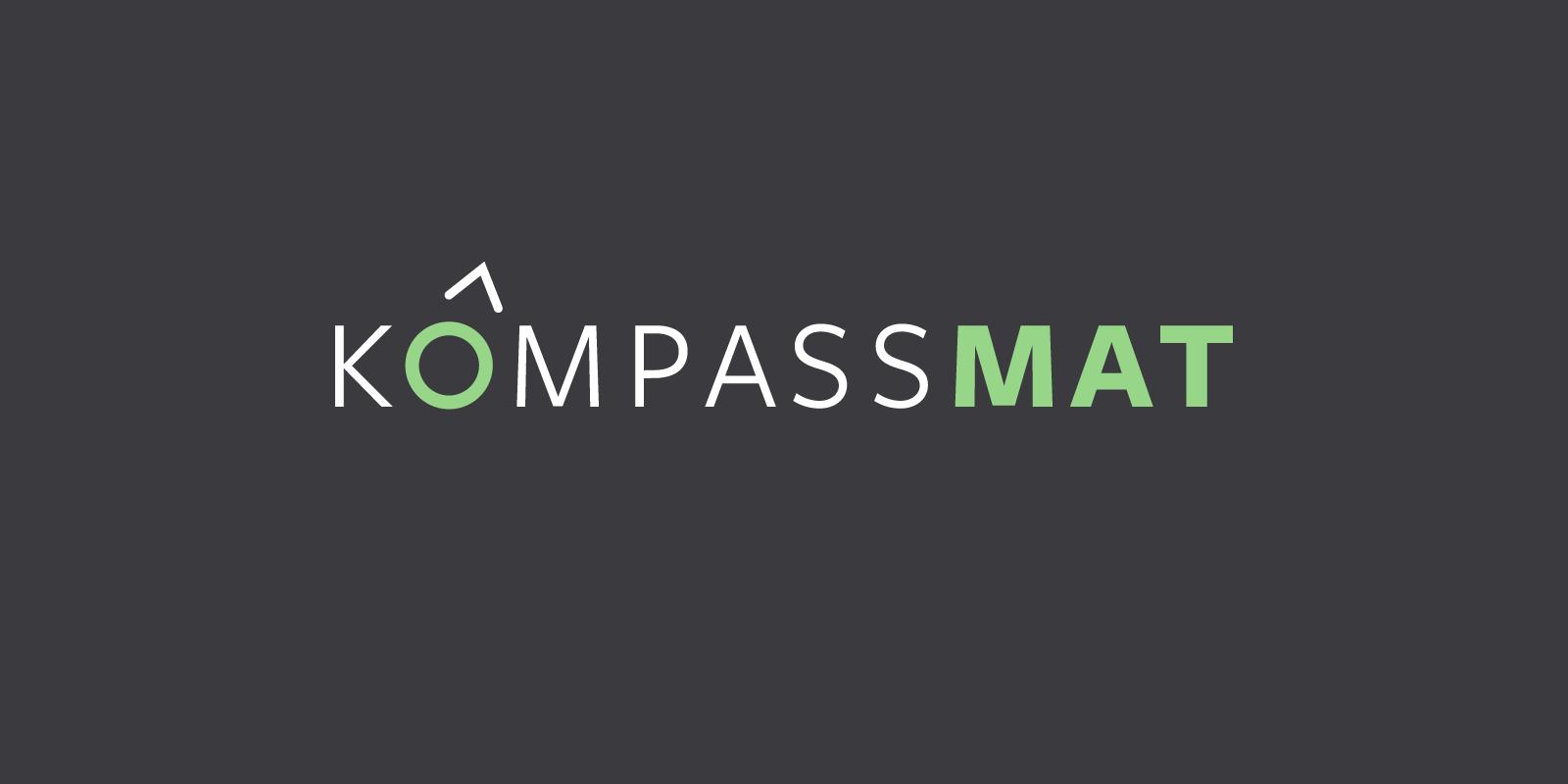 KompassMat – logo