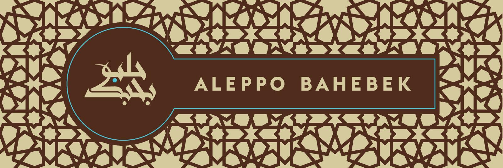 Aleppo Bahebek – skilt