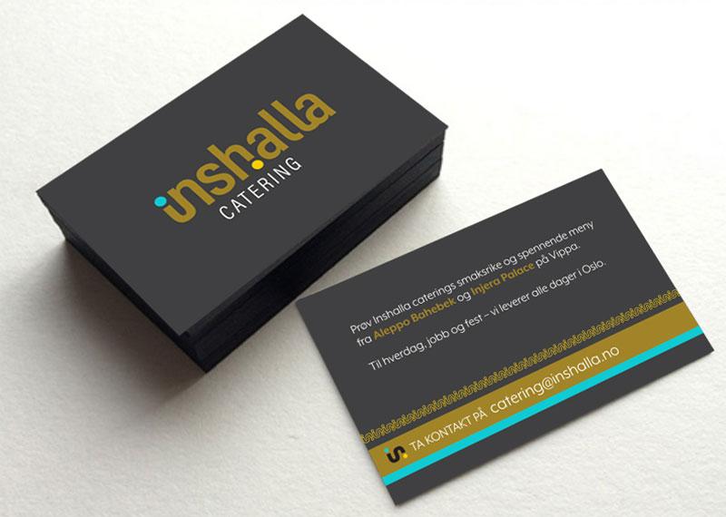 Inshalla – visittkort