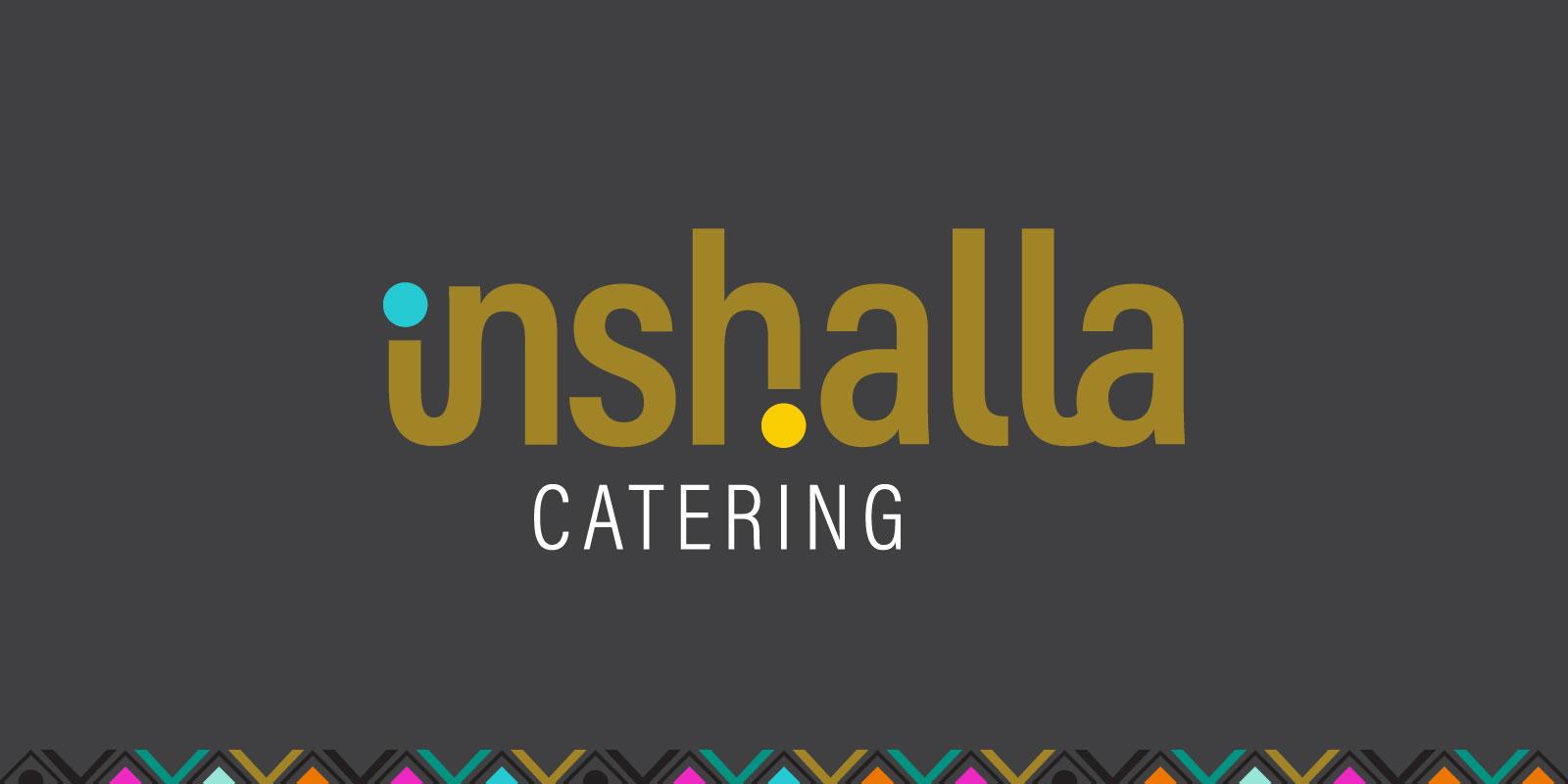 Inshalla catering - logo