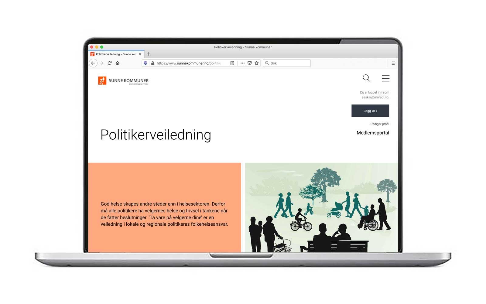 Sunne kommuner – Politikerveiledning
